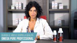 omega pure professional con brev